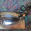 Old travel iron
