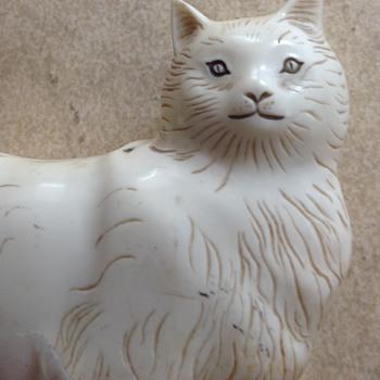 White Cat  - Toys