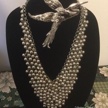 Vintage Jewelry Companies — Statement Necklaces - Costume Jewelry