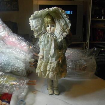 bisque porcelain dolls