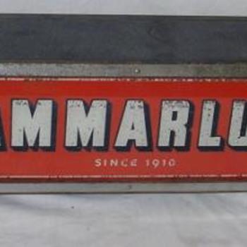 Rare Hammarlund Illuminated sign