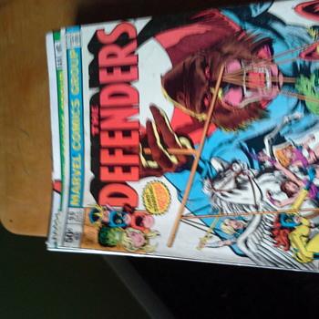 My favorite comics - Comic Books