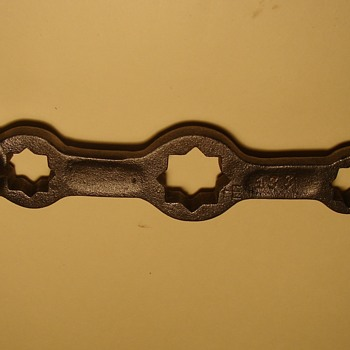 6 & 8 point box wrench
