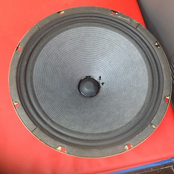 12 inch woofer driver  - Electronics