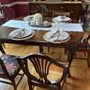Ball and Claw Mahogany Dining Table
