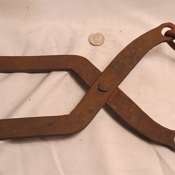 ANTIQUE TONGS HOW and WHY? - Tools and Hardware