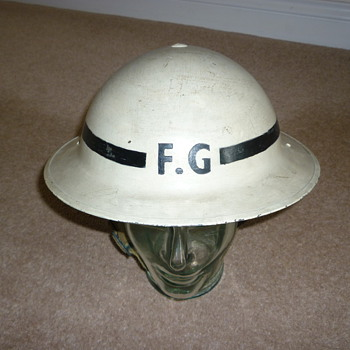 WW11 Senior Fire Guard