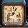 """A Couple Different Variants of Lux """"Organ Grinder"""" Alarm Clocks"""