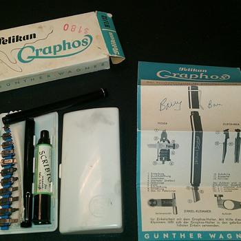 Pelikan Graphos  K1/12 - Pens