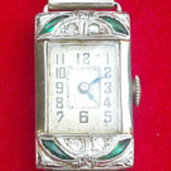 My Newest Purchase And I Love It! 1920's Era - Wristwatches