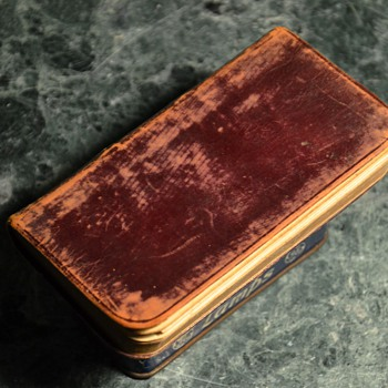 Tiny 1892-95 Account Book for Minnesota Potatoe Farmer