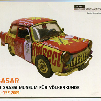 Museum PC  for East Germany's Trabant…. - Classic Cars