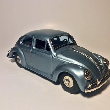 Bandai Volkswagen Friction toy - Model Cars