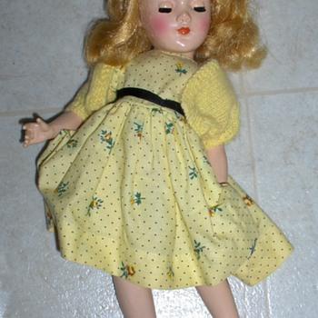 """Vinatge 14"""" Doll - Dolls"""
