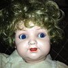 mothers doll made in Germany - says 132 on back of head