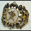 Antique Enamel Bracelet