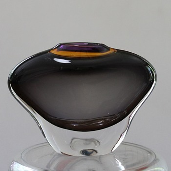 Vase by Matsuura Akane Japan  - Art Glass