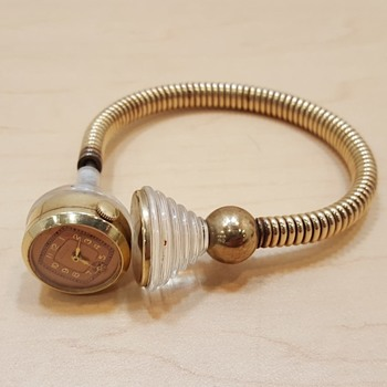 Vintage Pierce Ladies Wrap Watch - Wristwatches