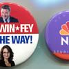 "Baldwin Fey ""campaign"", and NBC Tour Pins"