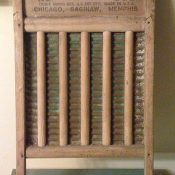 Neighbor's Washboard