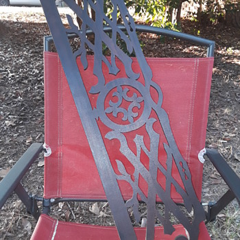 old (antique?) piano music rack - Musical Instruments