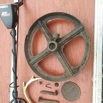What is it, found buried near old rail tracks. - Tools and Hardware