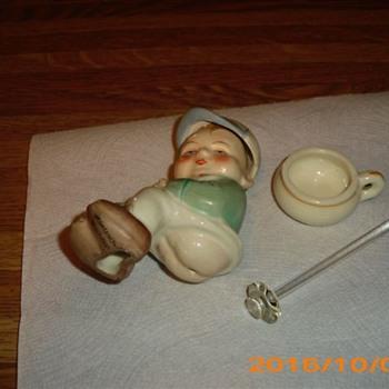 Mustard Boy? - Figurines