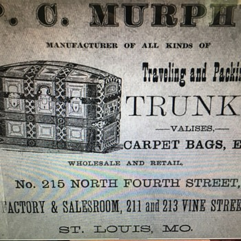 Ornate trunk images - Furniture