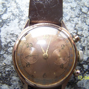 1940's fludo watch - Wristwatches