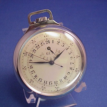 Agassiz for the Military WW2 - Pocket Watches
