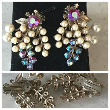Earrings  - Costume Jewelry