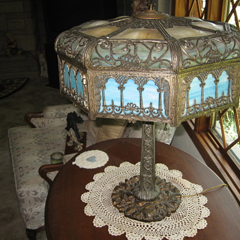 My inherratance - Lamps