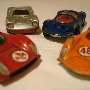 Mercury (Speedy of Italy) 1960´s - Model Cars