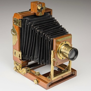 Anthony's Phantom Camera, c.1888 - Cameras
