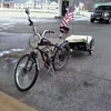 motorized bicycle or motorcycle?