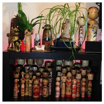 Kokeshi Collection