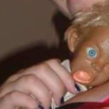 Unusual doll - Dolls