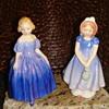 Royal Doughton- meet Marie & Ivy