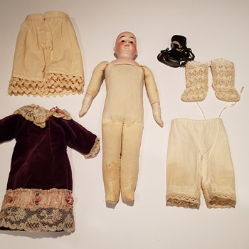 Need Information on Armand Marseille Doll - Dolls