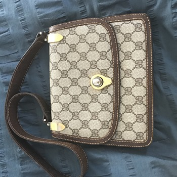 1950's ? Gucci Shoulder Bag