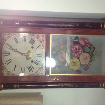 Marsh Gilbert and Co clock