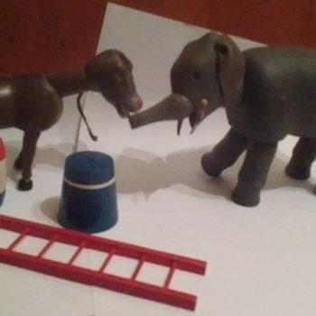 Early Schoenhut Toys !!!!!!!!!!!!! - Toys