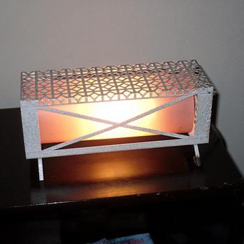 Vintage tv lamps info please