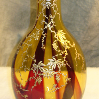 Early Loetz, I have actually a Loetz piece amazing ! Hornglas... - Art Glass