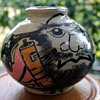 Japanese vase - Watch out bra!!