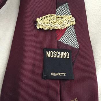 Moschino ties