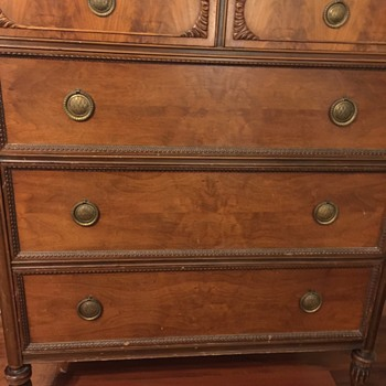 What style and age? - Furniture
