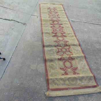 Antique Runner Rug Persian/Oriental