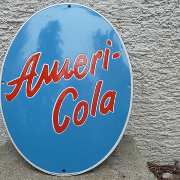 AMERI-COLA - Signs