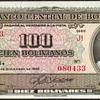 Bolivia - (100) Bolivianos Bank Note